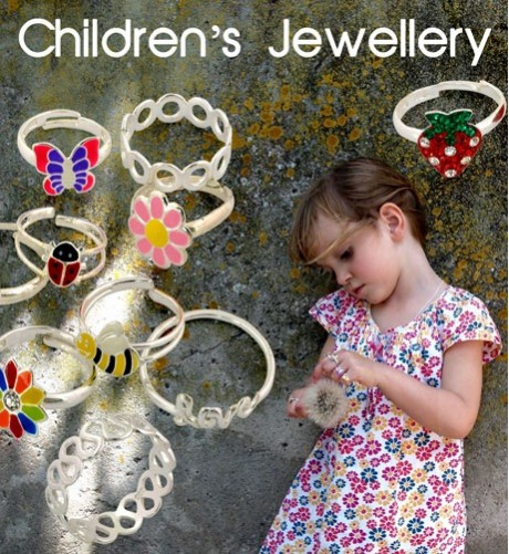 Children Silver Jewellery